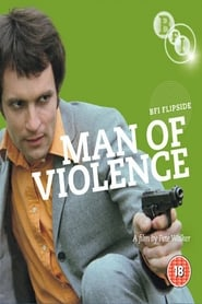 Man of Violence affisch