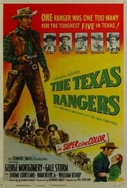poster do The Texas Rangers