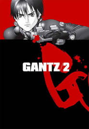 Gantz streaming vf poster