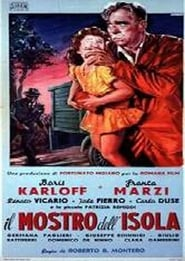 The Island Monster affisch