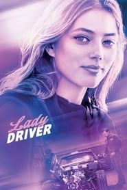 Poster Lady Driver 2020