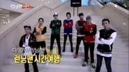 Running Man's Time Travel