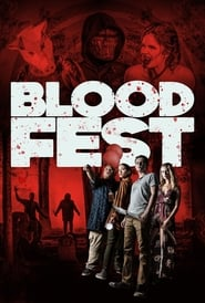 Blood Fest (2018) 720p WEB-DL 750MB Ganool