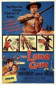 The Lone Gun affisch