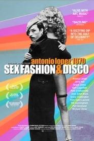 Antonio Lopez 1970: Sex Fashion & Disco Netflix HD 1080p