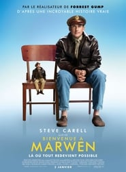 Bienvenue à Marwen Poster