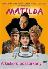 Matilda, a kiskorú boszorkány
