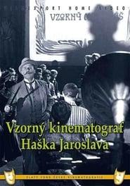 Jaroslav Hasek's Exemplary Cinematograph Film Plakat