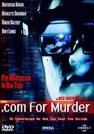 .com for Murder Film Plakat