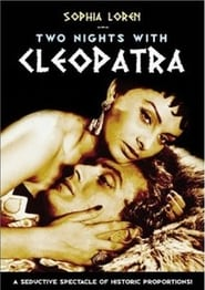 Two Nights with Cleopatra affisch