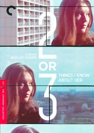 Affiche de Film 2 or 3 Things I Know About Her