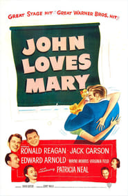 John Loves Mary poster