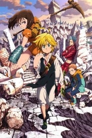 The Seven Deadly Sins saison 2 streaming vf