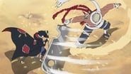 The Eight-Tails vs. Sasuke