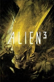 Alien³ movie poster