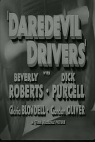 Daredevil Drivers Juliste