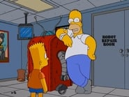 The Simpsons Season 15 Episode 9 : I, (Annoyed Grunt)-Bot