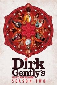 Holistyczna agencja detektywistyczna Dirka Gently'ego: sezon 2