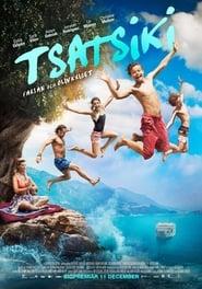 Affiche de Film Tsatsiki, farsan och olivkriget