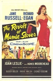 The Revolt of Mamie Stover Film Plakat
