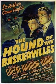 The Hound of the Baskervilles affisch