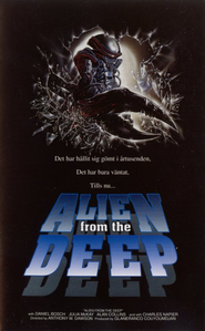 Alien from the Deep Film Plakat