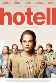 Alicia Vikander cartel Hotell