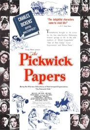 Plakat The Pickwick Papers