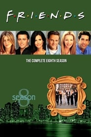 Friends - Season 2 Episode 17 : The One Where Eddie Moves In Season 8