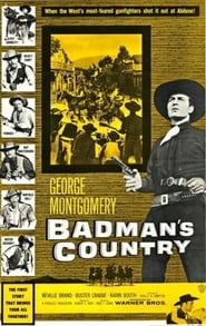 Affiche de Film Badman's Country