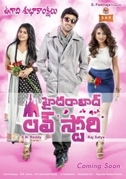 Hyderabad Love Story 2018 720p HEVC WEB-DL x265 550MB