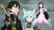 Sword Art Online Season 2 Episode 17 : Excalibur