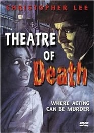 Theatre of Death Juliste