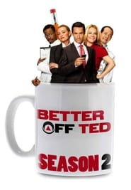Streaming Better Off Ted poster