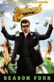 Eastbound & Down streaming vf poster