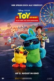 Poster A Toy Story: Alles Hört Auf Kein Kommando