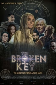 The Broken Key 2017 720p HEVC BluRay x265 500MB