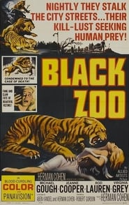 Plakat Black Zoo