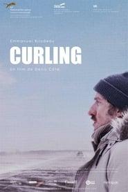 Curling affisch