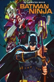 Batman Ninja 2018 movie