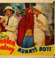 poster do Mummy's Boys