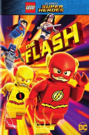 Lego DC Comics Super Heroes: The Flash 2018 720p HEVC WEB-Dl x265 ESub 550MB