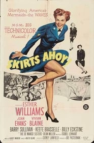 Skirts Ahoy! Poster