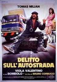 Delitto sull'autostrada affisch