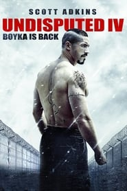 Boyka: Undisputed IV movie poster