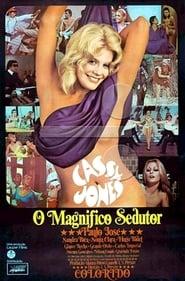 Cassy Jones, O Magnífico Sedutor locandina