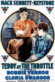 Teddy at the Throttle