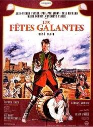 Plakat Les fêtes galantes