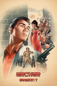 Watch Archer season 7 episode 8 S07E08 free