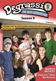 serie Degrassi : La Nouvelle Génération: Saison 9 streaming
